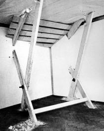 """Tadeusz Kantor, """"Cambriolage"""", 1971, fot. Jerzy Borowski, dzięki uprzejmości Galerii Foksal"""
