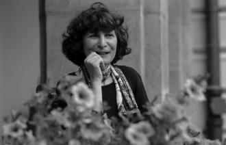 Ewa Kuryluk, photo: Elżbieta Lempp