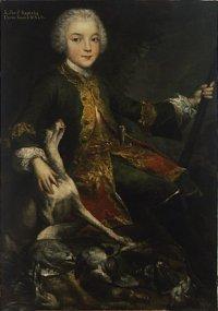 Portret Józefa Sapiehy, ok. 1740, fot. T. Żółtowska-Huszcza w zbiorach Muzeum Narodowego w Warszawie