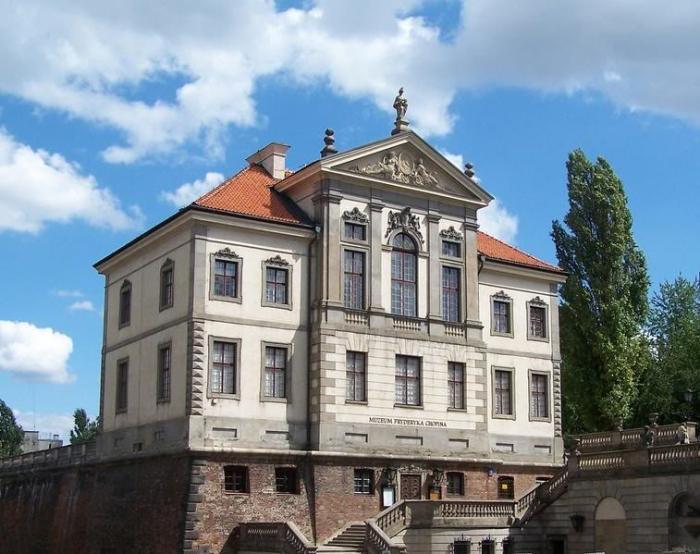 Pałac  Ostrogskich, fot. dzięki uprzejmości Muzeum Fryderyka Chopina