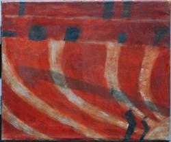 Siena (1955) olej, płótno, 60x45 w zbiorach Muzeum Narodowego we Wrocławiu fot. pracownia fotograficzna MNWr