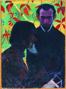 Boża jesień 1912 olej, płótno, 97x69 cm w zbiorach Muzeum Narodowego we Wrocławiu fot. pracownia fotograficzna MNWr