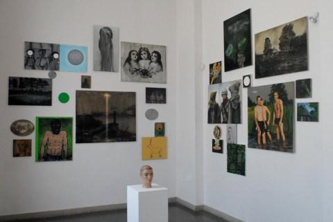 """Karol Radziszewski, """"UFO 2007"""", Galeria Program, Warszawa"""