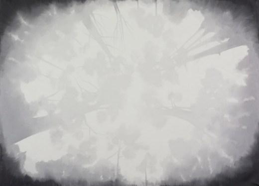 Śmierć partyzanta 2005, 130x180 cm