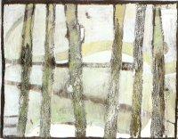 Morze 1993/94, olej, dykta