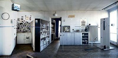 Studio Edwarda Krasińskiego, Warszawa, fot. Aneta Grzeszykowska & Jan Smaga / dzięki uprzejmości Fundacji Galerii Foksal