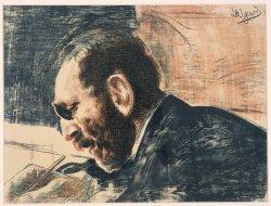 Portret Feliksa Jasieńsiego 1911, pastel, gwasz, papier dzięki uprzejmości Muzeum Narodowego w Krakowie