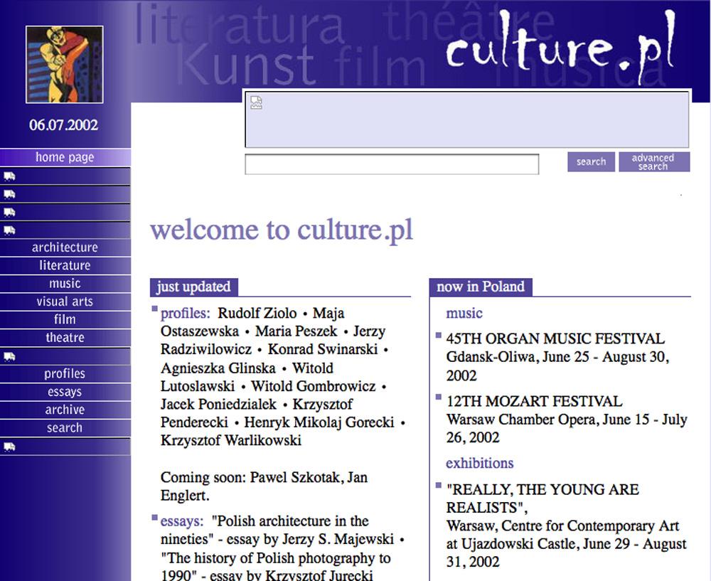 Culture.pl, 2002
