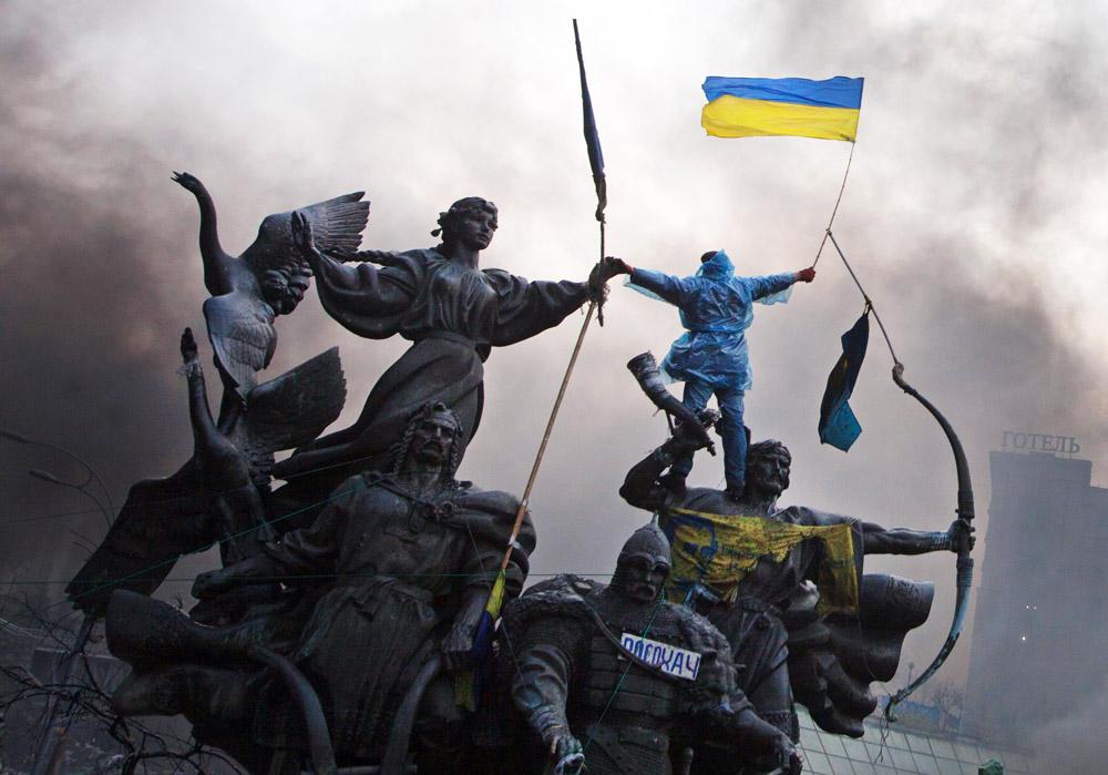 Kijów, 20 luty 2014, fot. STRINGER / REUTERS / Forum