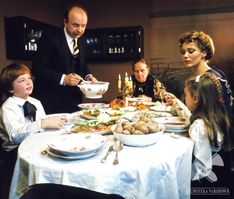 """Still from the film """"Diabelskie szczęście"""", photo: Filmoteka Narodowa / http://fototeka.fn.org.pl"""