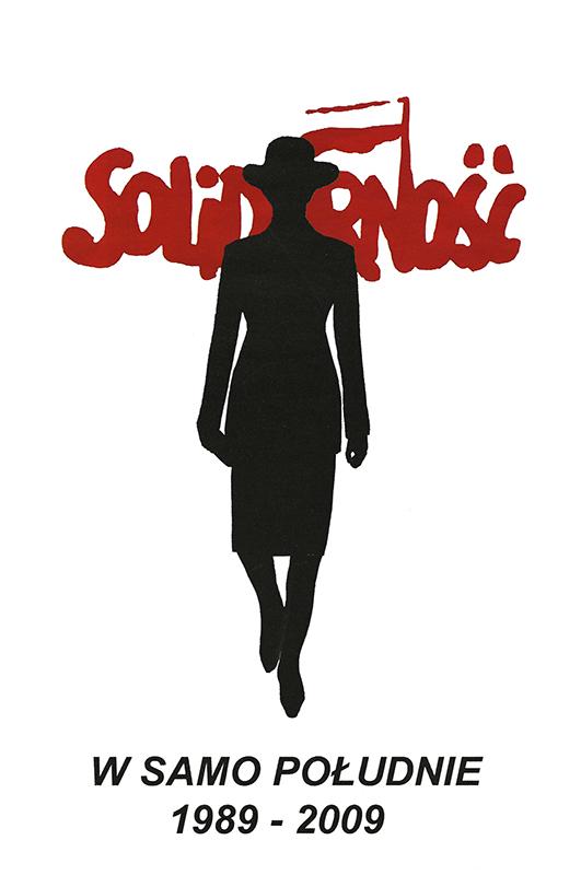 Sanja Iveković, Invisible Women of Solidarity, 2009-2010, photo: Museum of Modern Art in Warsaw
