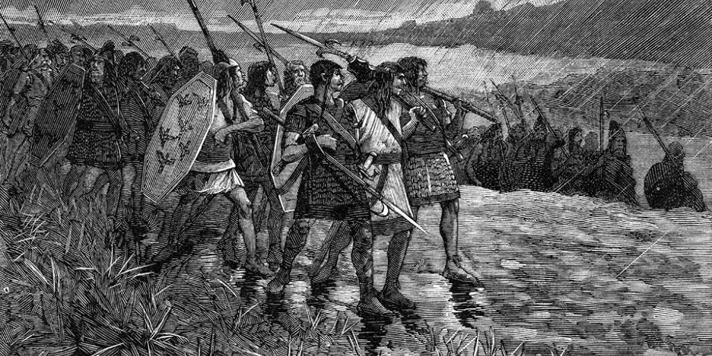 The Original Sarmatians: The Men Who Fought Attila the Hun