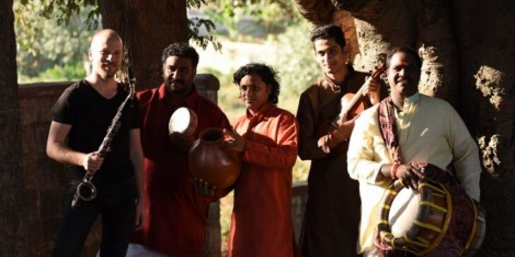 Saagara Ensemble Gave Concerts in India | Event | Culture pl