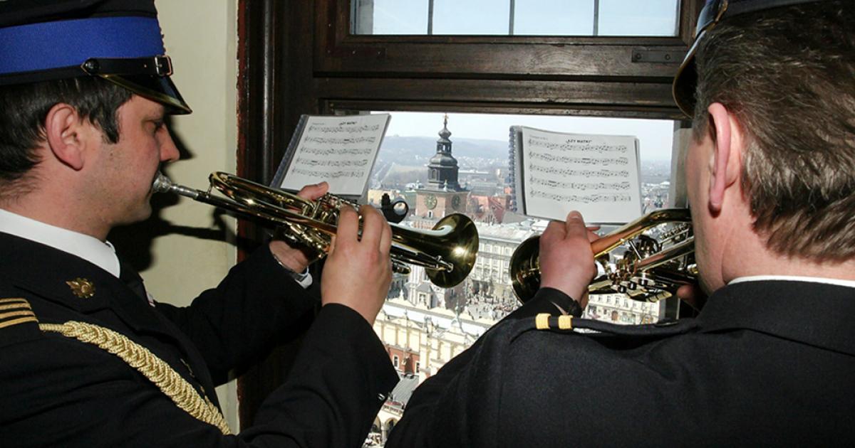 The Hejnał Trumpet Call of Kraków