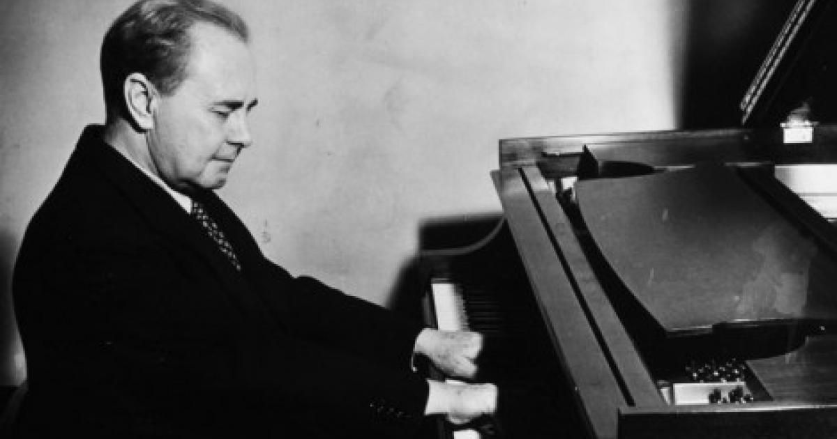 Twice The Genius: The Music & Inventions of Józef Hofmann