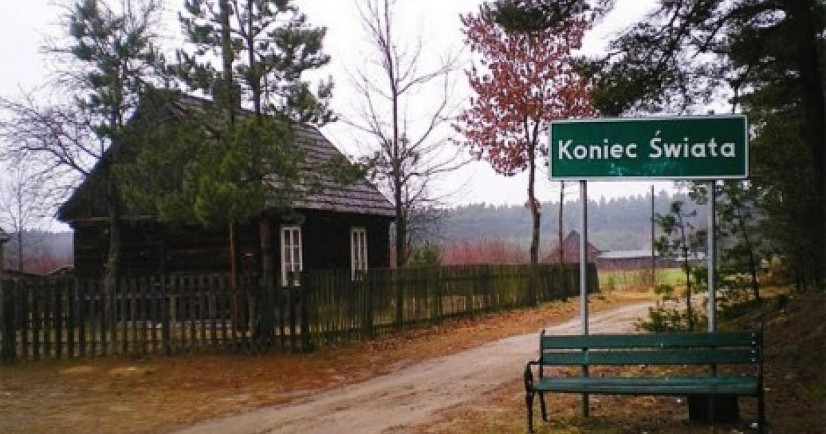 13 Polish Place Names You Won't Believe Exist | Article