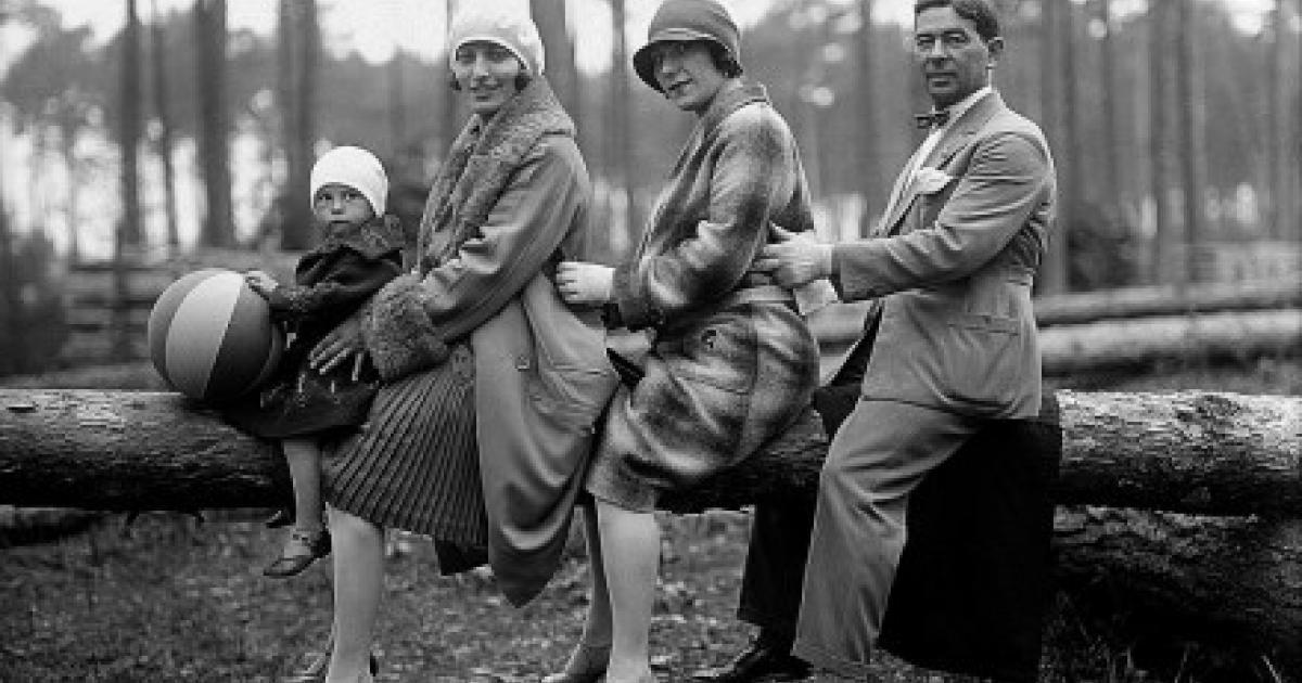 Dżentelmeni I Gorszycielki Moda W Przedwojennej Polsce