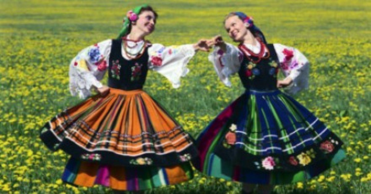 54a22357379e Polish Folk Fashion: Pure Joy! | Article | Culture.pl