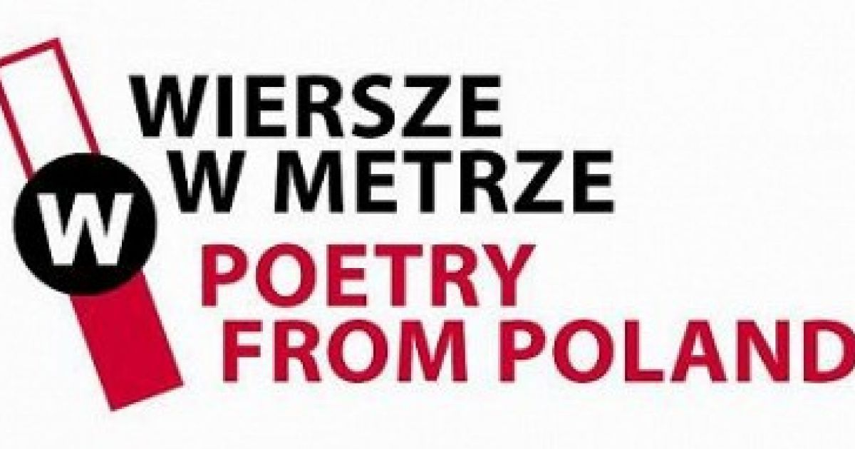 Wiersze W Metrze Poetry From Poland In London Event
