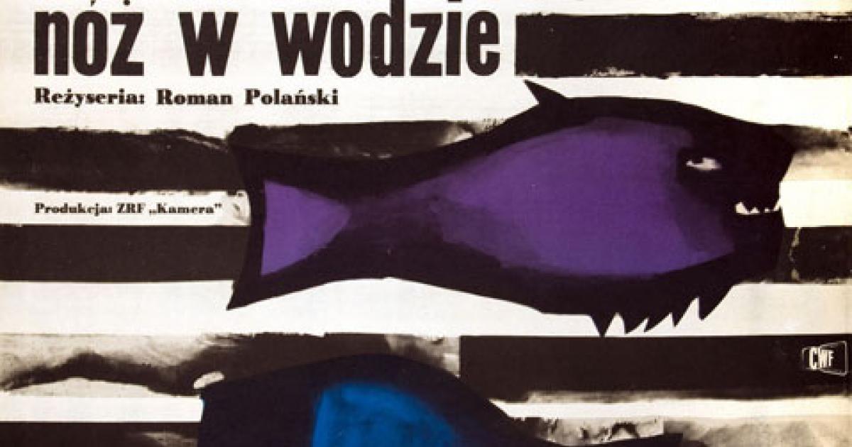 Plakaty Z Filmów Romana Polańskiego Galeria Galeria