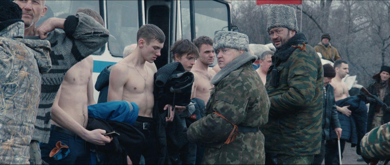 Кадр із фільму «Донбас»