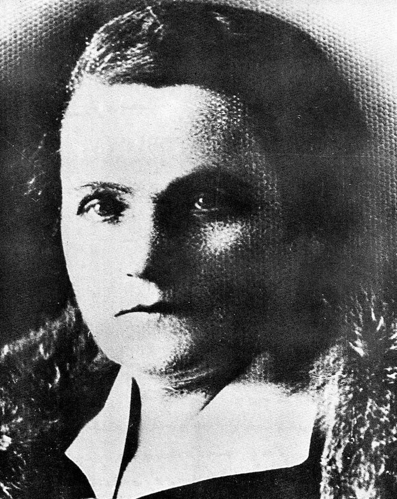 Maria Rogowska-Falska, 1926, fot. Wikipedia