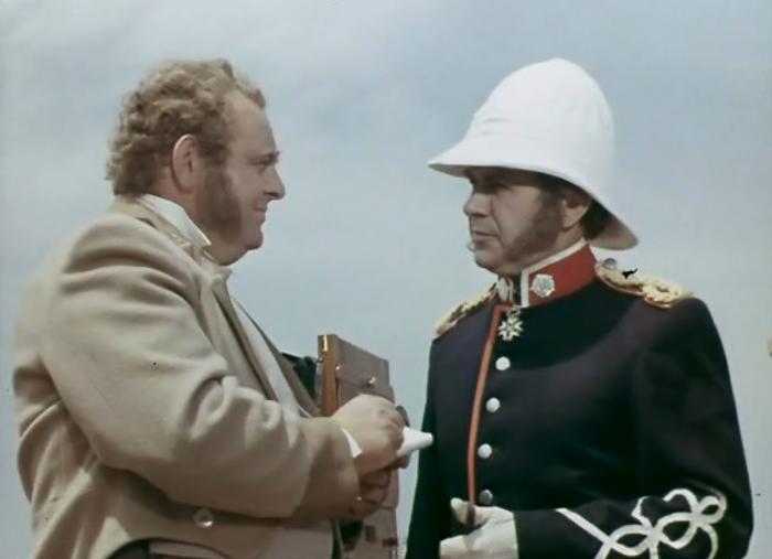 Кадр из фильма Василия Левина «Капитан Немо» (1975), фото: пресс-материалы киностудии.