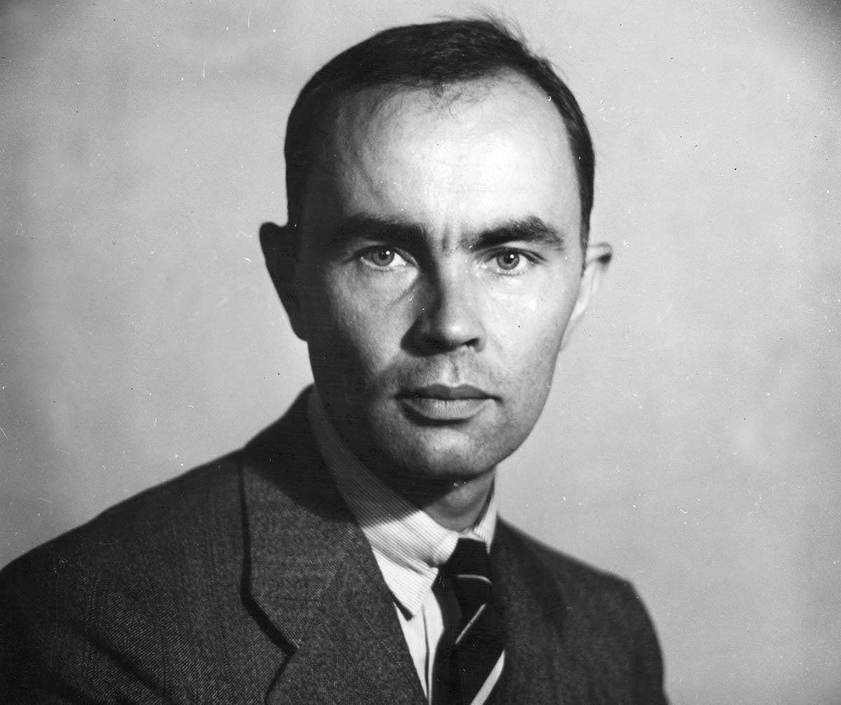 Ksawery Pruszyński, 1940-1944, fot. Czesław Datka/www.audiovis.nac.gov.pl (NAC)