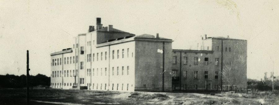 """""""Nasz Dom"""", Bielany, koniec lat 20., fot. Centrum Badań i Dokumentacji """"Korczakianum"""""""