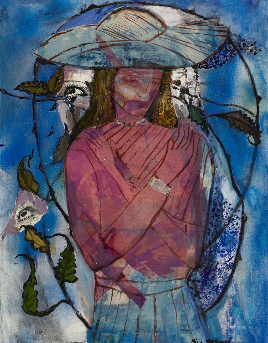 "Alicia Melamed-Adams, ""Tears"", 1993, fot. Ben Uri Collection © Alicia Melamed-Adams"