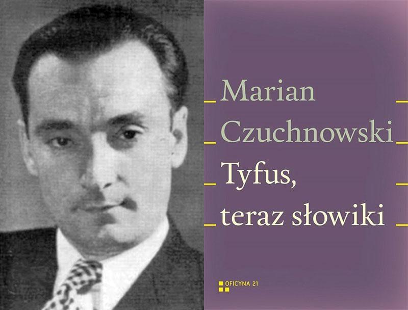 Marian Czuchnowski, photo: Wikipedia // 2018 edition of Czuchnowski's book, photo: press materials