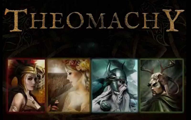 Theomachy Takes Kickstarter by Storm | Article | Culture pl