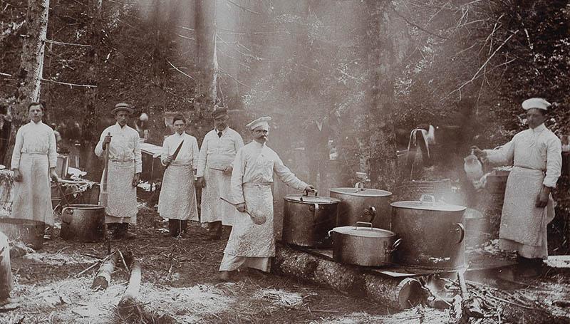 Kuchnia Jarska I Rajska O Heroicznych Początkach Polskiego