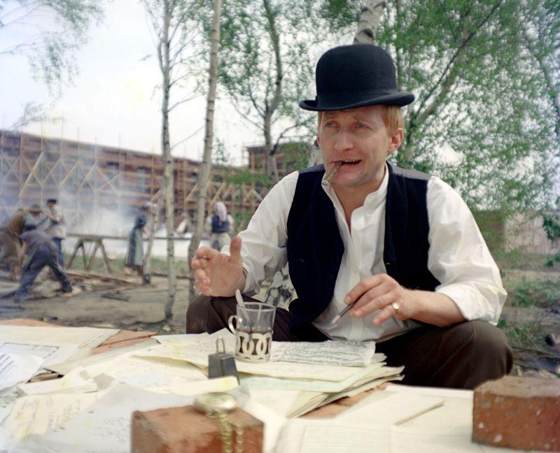 """Kadr z filmu """"Ziemia obiecana"""" w reżyserii Andrzeja Wajdy, 1974, fot. Renata Pajchel / Zespól Filmowy X / East News"""