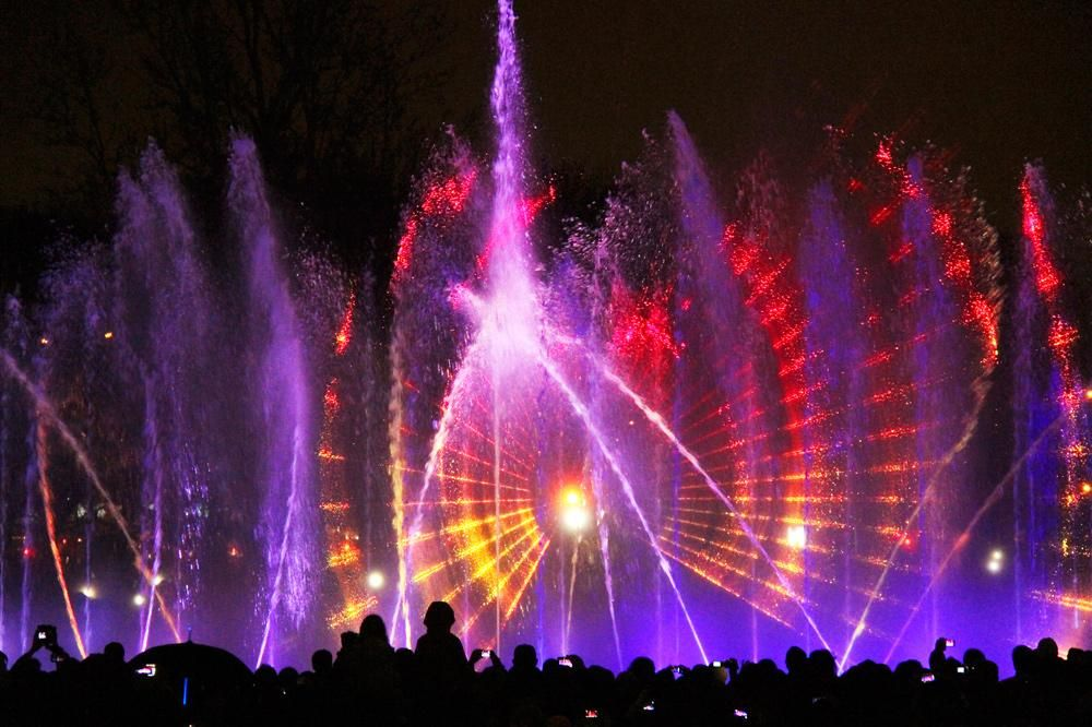 Poland's Multimedia Fountains | Article | Culture pl