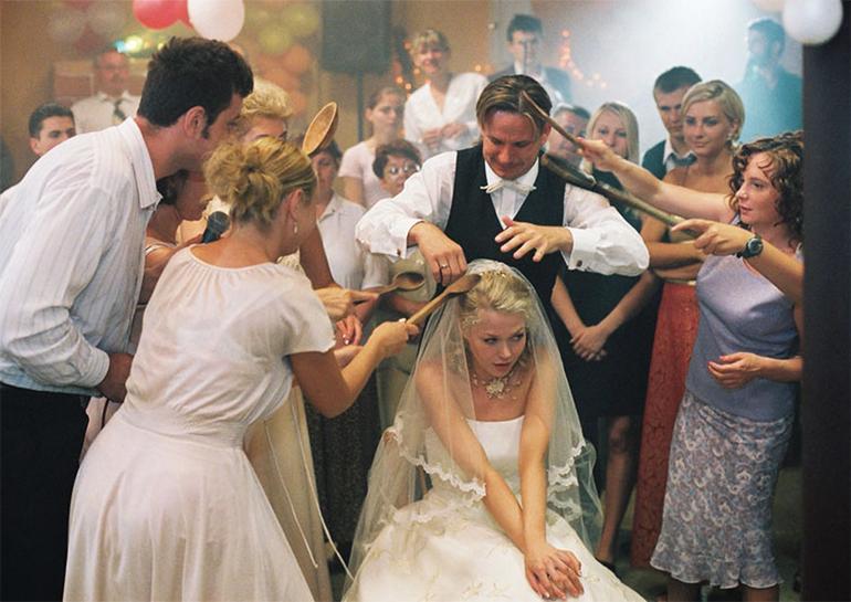 Драма на свадьбе