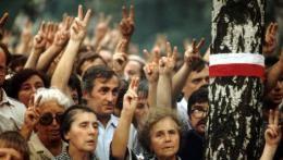 1982, PRL, photo: Chris Niedenthal / Forum