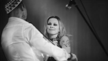 Anna Maria Jopek z zepołem Kroke, fot. Dominik Musiałek