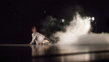 Soft Power (member of the Śląsk Song and Dance Ensemble), photo: Barbican Centre