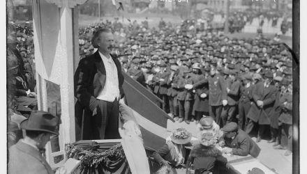 Ignacy Jan Paderewski, 1900, fot. zbiory Biblioteki Kongresu Stanów Zjednoczonych