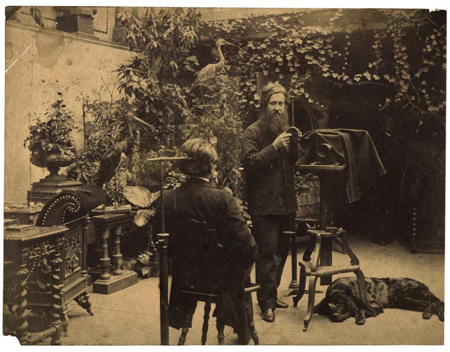 дагестанских сёлах старинное фотоателье новое дело все потому, что