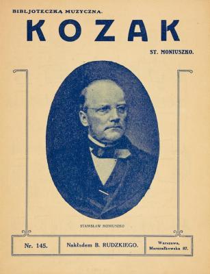 Stanisław Moniuszko, fot. Biblioteka Narodowa, Polona.pl