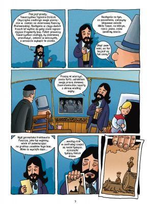 Darmowy komiks dla dorosłych