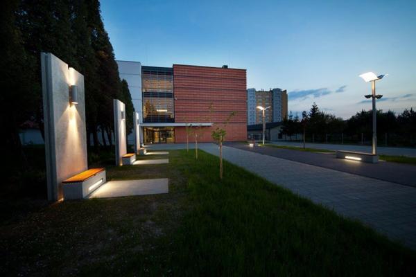 Галерея Книги в Освенцімі. Проект  проектне бюро «S2 Susuł Strama  Architekci» f069b5823ff4e