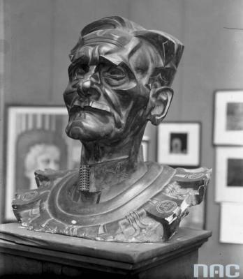 Stanisław Szukalski - Biography   Artist   Culture pl