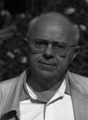 Писатель Станислав Лем, Краков, фото - Эльжбета Лемпп