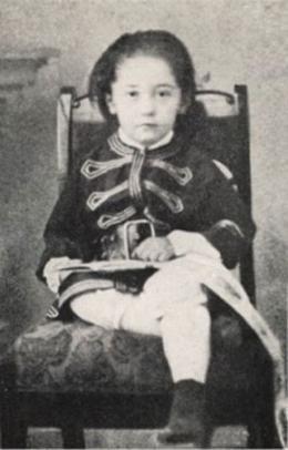 Joseph Conrad, ca. 1863, photo: East News