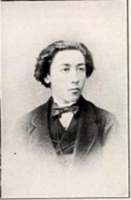 Joseph Conrad, ok. 1874, fot. East News