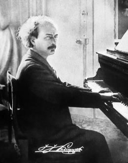 Ignacy Jan Paderewski, fot. Danuta B. Łomaczewska / East News