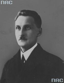 Stefan Grabiński, fot. L. Oberhard / NAC